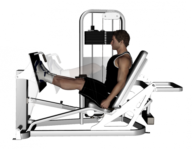 exercise machine that goes side to side