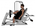 Single Leg Seated Leg Press